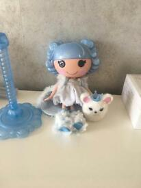 Lalaloopsy Ivory ice crystals limited edition doll