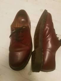 Dr Martin shoe size 10
