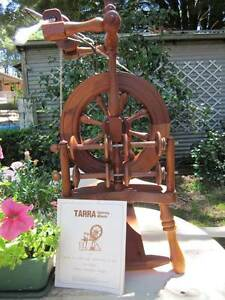 SPINNING WHEEL - TARRA CAROUSEL - Beautiful condition Woodend Macedon Ranges Preview