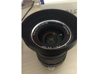 Zeiss Distagon ZF 28mm f/2.0 boxed Nikon mount