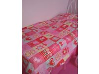 Peppa Pig Single Duvet Cover and matching Pillow Case