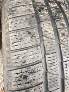 1 pneu 255/40/18 Pirelli hiver   7-8/32