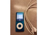 Ipod Nano 4th Generation 8GB with lead