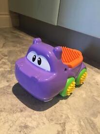 Hasbro lego truck toy