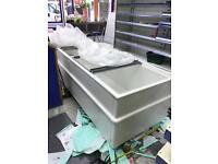 2.5 metre retail freezer brand new