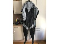 Crewsaver breathable hyperdry drysuit - Medium ladies