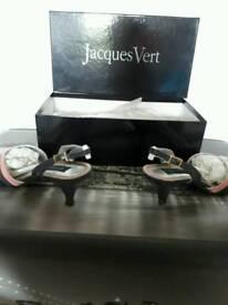 Jacque Vert slingbacks
