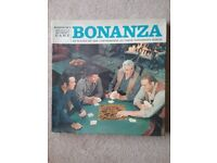 Vintage Bonanza board game (Waddingtons)