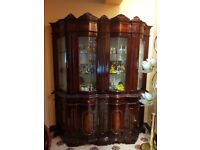 Italian wooden cabinets for sale