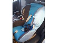 Maxi cosi car seat from 9kg to 18kg