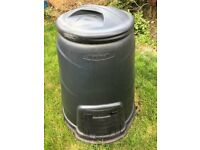 Blackwall compost converter bin 330l with base