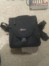 Brand new Black lowepro camera bag