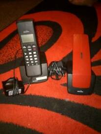 pair of wireless house phones