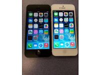 APPLE IPHONE 5 16GB WITH RECEIPT