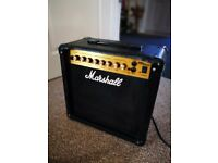 Marshall 45w guitar amp