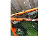 Bike for sale orange xrated
