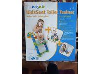Kids seat toliet trainner for sale