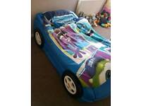 Little tikes car ved blue