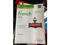 HIGHER FRENCH HOW TO PASS BOOK