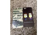 Supernatural iphone 5, 5s SE cases