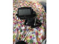 Fujfilm 300wide polaroid camera