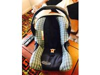 Car seat for babies excellent condition graco make