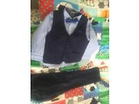 Age 4-5 suit from next