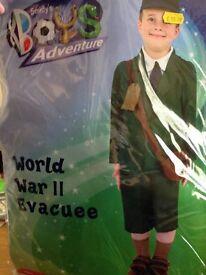 Costume - Boys World War 11