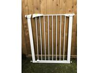 Mother care child / dog stair gate