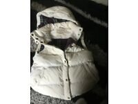 Jack wills gilet size 12 in good condition