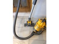 Dyson with 1year guarantee
