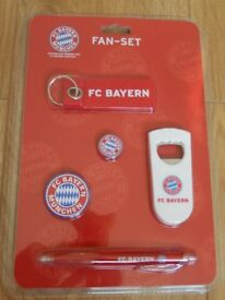 Collectible fan set Bayern Munich