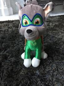 Paw Patrol Rocky Soft Toy