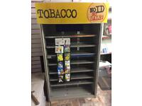 Tobacco stand for shop