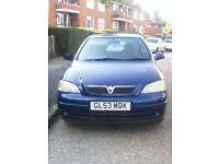 Vauxhall Astra SPARES / REPAIR