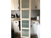 IKEA WHITE PAX WARDROBE DOOR
