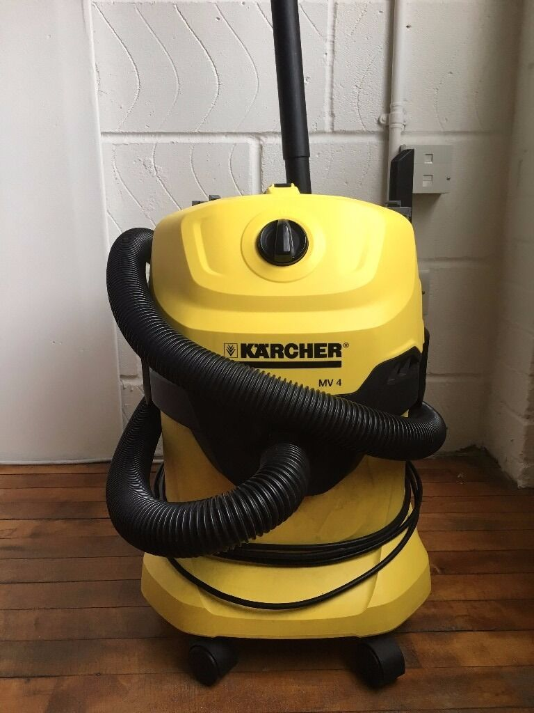 d9b4144fb KAERCHER - WD4 WET AND DRY VACUUM CLEANER | in Hackney ...