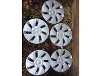 "GENUINE SUZUKI 14"" WHEEL TRIMS"