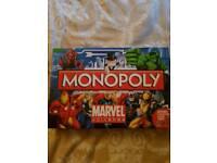 Marvel Monopoly