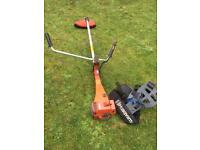 Professional Husqvarna Strimmer with harness