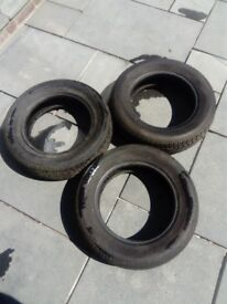 Hardly Used Arrowspeed Radial SB-650 175/65 R14 Tyres for sale