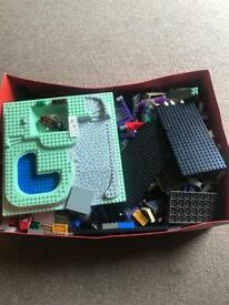 Lego - huge box full