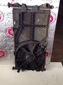 Ford Transit MK6 Radiator with Fan