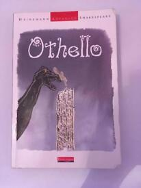 Used Othello advanced Shakespeare book