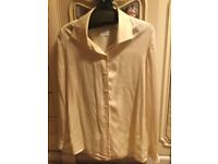 Silk blouse Laura Ashley medium