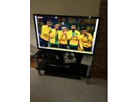 Sony Bravia 46inch LED 3D TV with stand
