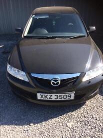 Mazda 6, 2005, 2.0 diesel, £695