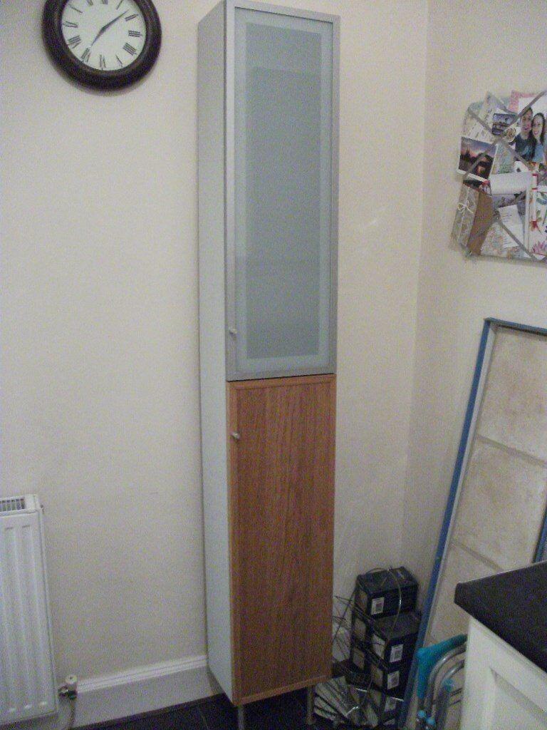 Ikea Vattern Tall Bathroom Cabinet In Haymarket Edinburgh Gumtree