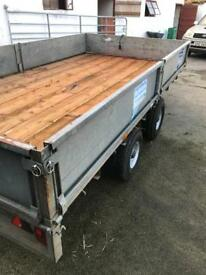 Ifor Williams 12 x 6'6 trailer