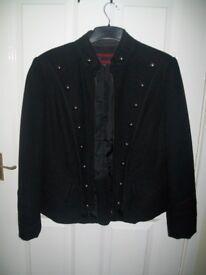 Next black jacket